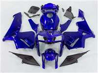 Candy Blue 2005-2006 Honda CBR 600RR Motorcycle Fairings | NH60506-114