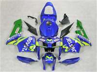 2005-2006 Honda CBR 600RR Movistar Fairings | NH60506-15
