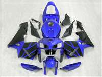 2005-2006 Honda CBR 600RR Plasma Blue Fairings | NH60506-17