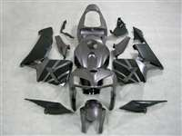 2005-2006 Honda CBR 600RR Charcoal OEM Style Fairings | NH60506-18