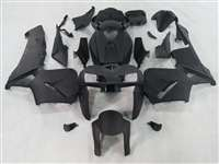2005-2006 Honda CBR 600RR Solid Black Fairings | NH60506-30
