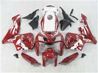 2005-2006 Honda CBR 600RR Red Leila Style Fairings | NH60506-31