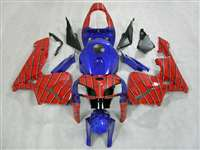 Spiderman 2005-2006 Honda CBR 600RR Motorcycle Fairings | NH60506-4