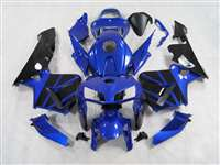 2005-2006 Honda CBR 600RR Metallic Blue Fairings | NH60506-49