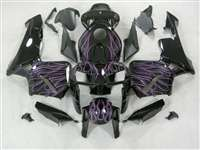 2005-2006 Honda CBR 600RR Dual Flame Fire Fairings | NH60506-56