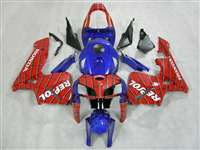 Spiderman 2005-2006 Honda CBR 600RR Motorcycle Fairings | NH60506-57