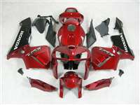 2005-2006 Honda CBR 600RR Candy Red Fairings | NH60506-71