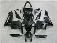 2005-2006 Honda CBR 600RR Black Fairings | NH60506-77