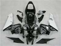 White Flame 2005-2006 Honda CBR 600RR Motorcycle Fairings | NH60506-83