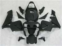 Flat Black 2005-2006 Honda CBR 600RR Motorcycle Fairings | NH60506-85