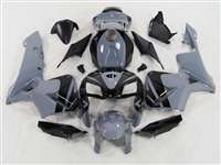 2005-2006 Honda CBR 600RR Grey/Black Fairings | NH60506-91
