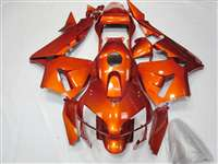 2005-2006 Honda CBR 600RR Neon Orange Fairings | NH60506-98