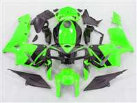 2005-2006 Honda CBR 600RR Neon Green Fairings | NH60506-99
