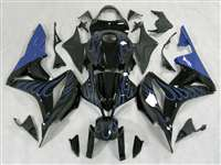 2007-2008 Honda CBR 600RR Blue Fire Fairings | NH60708-14