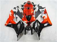 2007-2008 Honda CBR 600RR Burnt Orange Fairings | NH60708-40