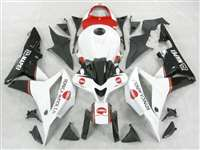 2007-2008 Honda CBR 600RR Konica Minolta Red Fairings | NH60708-42