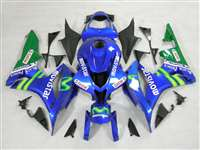 2007-2008 Honda CBR 600RR Movistar Fairings | NH60708-47