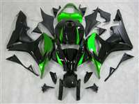 2007-2008 Honda CBR 600RR OEM Style Green Fairings | NH60708-53