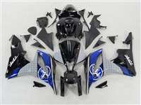 2007-2008 Honda CBR 600RR Two Brothers Blue Fairings | NH60708-69