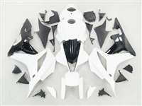 Arctic White 2007-2008 Honda CBR 600RR Fairings | NH60708-70