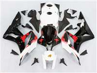 Graffiti Red 2007-2008 Honda CBR 600RR Fairings | NH60708-72