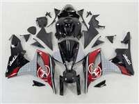 Two Brothers Red 2007-2008 Honda CBR 600RR Fairings | NH60708-75