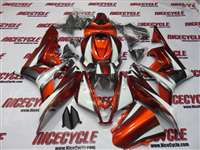 Razor Orange 2007-2008 Honda CBR 600RR Fairings | NH60708-76