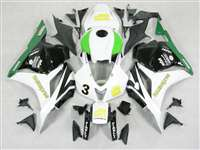 2009-2012 Honda CBR 600RR Hanspree Fairings | NH60912-10