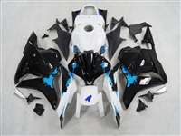 2009-2012 Honda CBR 600RR Graffiti Splash Fairings | NH60912-11