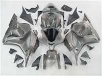 2009-2012 Honda CBR 600RR Silver Fairings | NH60912-13