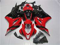2009-2012 Honda CBR 600RR OEM Style Red/Black Fairings | NH60912-15