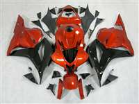 2009-2012 Honda CBR 600RR Metallic Orange Fairings | NH60912-2