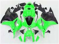 2009-2012 Honda CBR 600RR Lime Green Fairings | NH60912-22