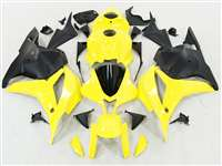 2009-2012 Honda CBR 600RR Bright Yellow Fairings | NH60912-23