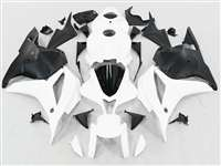 2009-2012 Honda CBR 600RR Arctic White Fairings | NH60912-25