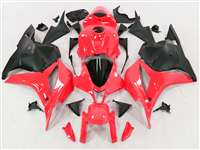 2009-2012 Honda CBR 600RR Red/Black Fairings | NH60912-26