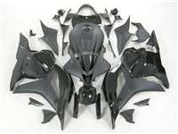 2009-2012 Honda CBR 600RR Gloss/Matte Black Fairings | NH60912-27