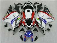 2009-2012 Honda CBR 600RR Carrera Fairings | NH60912-3