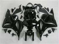 2009-2012 Honda CBR 600RR Gloss Black Fairings | NH60912-32