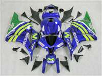 2009-2012 Honda CBR 600RR Movistar Fairings | NH60912-34