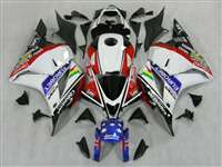 2009-2012 Honda CBR 600RR Carrera Fairings | NH60912-42
