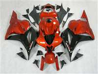 2009-2012 Honda CBR 600RR Metallic Orange Fairings | NH60912-43