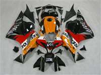 2009-2012 Honda CBR 600RR Repsol Race Fairings | NH60912-44