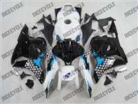 2009-2012 Honda CBR 600RR Graffiti Splash Fairings | NH60912-46