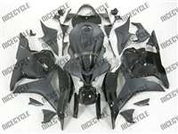 2009-2012 Honda CBR 600RR Gloss/Matte Black Fairings | NH60912-47