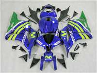 2009-2012 Honda CBR 600RR Movistar Fairings | NH60912-5
