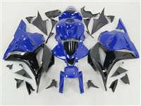 Blue/Black 2009-2012 Honda CBR 600RR Fairings | NH60912-52
