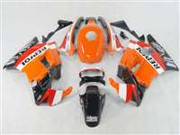 1991-1994 Honda CBR 600 F2 Repsol Orange Fairings | NH69194-10