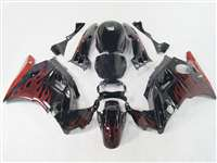 1991-1994 Honda CBR 600 F2 Fire Flame Fairings | NH69194-11