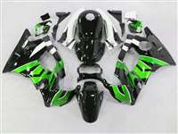 1991-1994 Honda CBR 600 F2 Mean Green/Black Fairings | NH69194-12